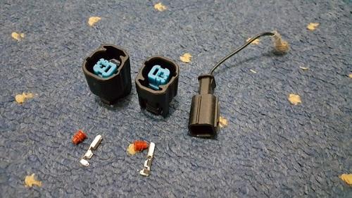 konektor kabel klakson