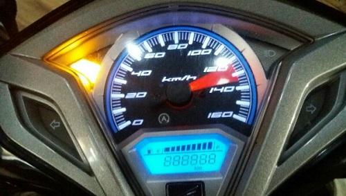 lampu mil motor honda