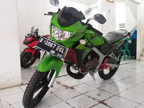 harga kawasaki ninja 150r