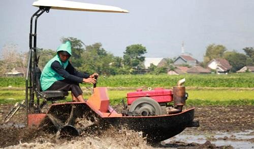 traktor sawah-3