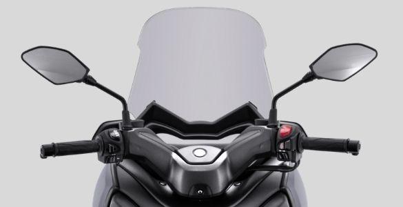 windshield yamaha xmax 2021