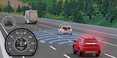 teknologi canggih-Adaptive Cruise Control