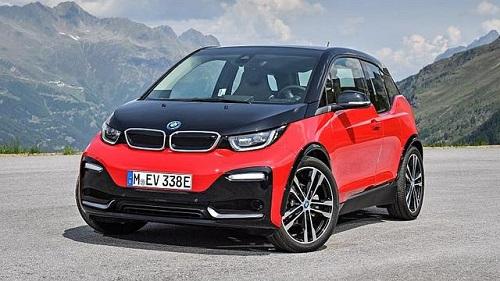 mobil listrik-BMW
