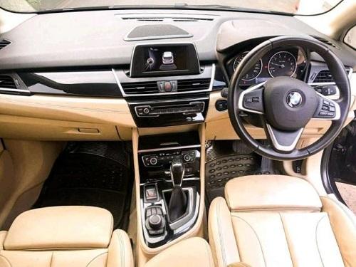 interior bmw 218i gran tourer
