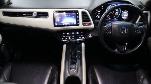 Interior Honda HR-V
