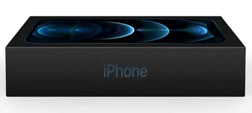 kardus iphone bekas
