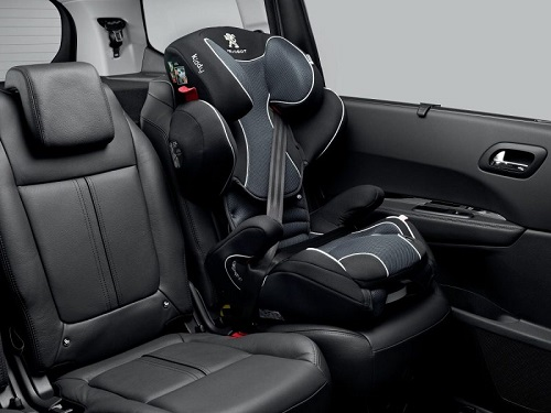 keamanan mobil keluarga