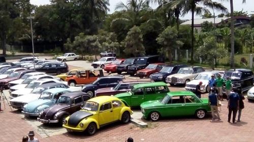 komunitas mobil antik