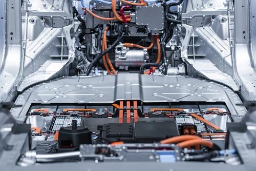 mesin mobil listrik