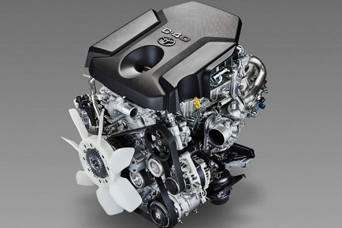 mesin mobil diesel