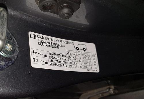 tekanan angin ban mobil-4