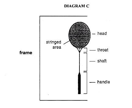 raket badminton- 3