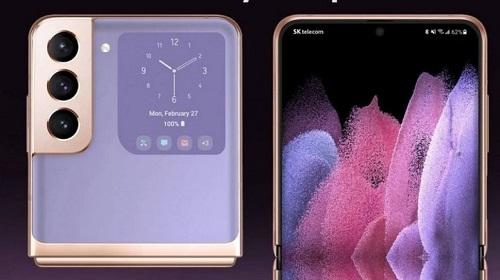 Samsung Galaxy Z Flip 3- 2