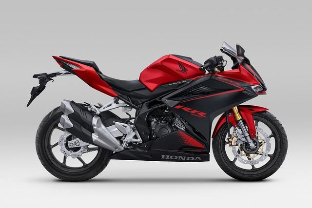 Honda CBR250RR- 2