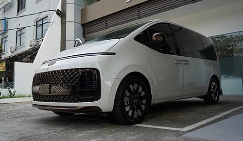 Desain Hyundai Staria