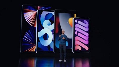 iPad mini 6 & ipad 9-5-6