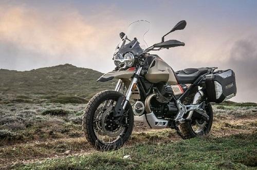 Moto Guzzi V7 Stone & V85 - 2