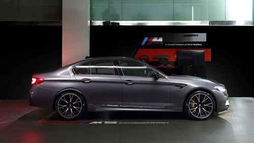 BMW M5 Competition-5