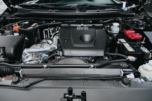 mesin turbo
