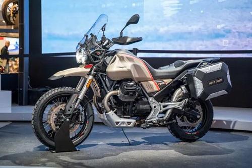 Moto Guzzi V85TT-6